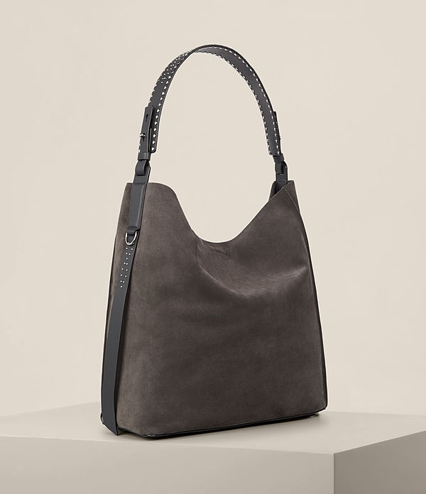 billie suede north south tote