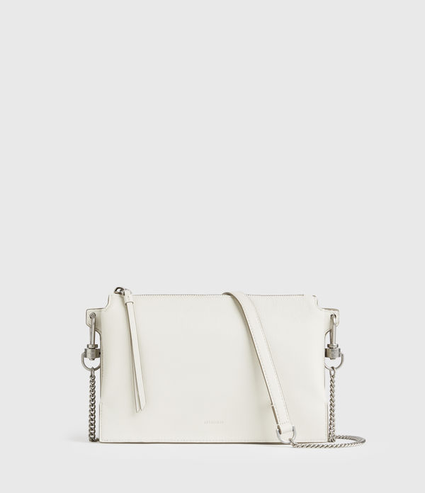 fletcher leather crossbody bag