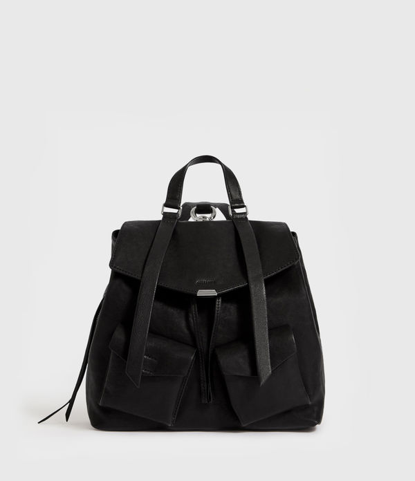 Tower Leather Backpack