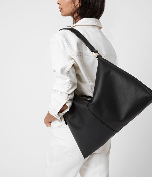 Edbury Leather Shoulder Bag