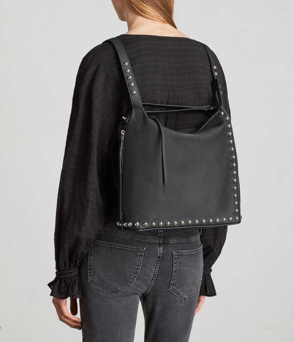 Cami Leather Backpack