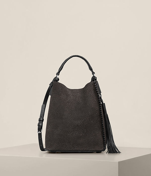 bolso hobo mini pearl
