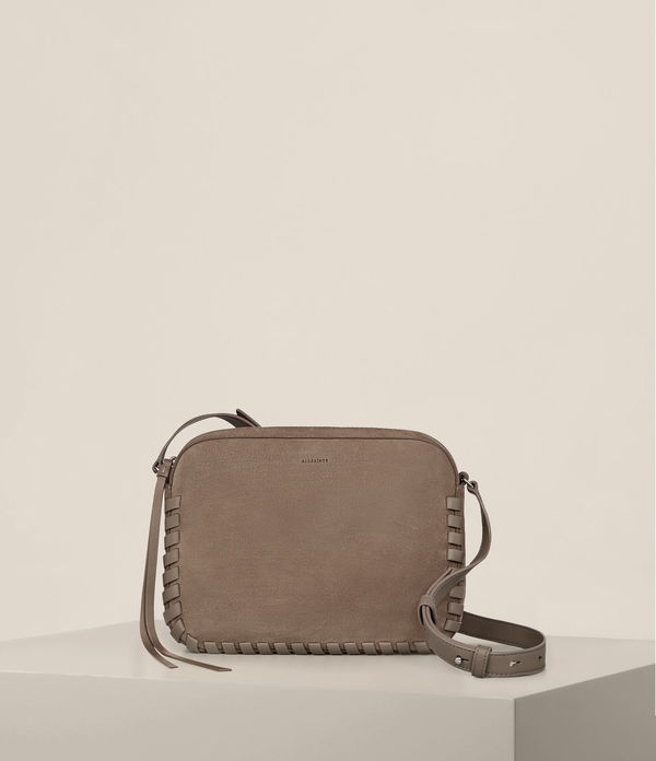 kepi leather lea mini crossbody bag