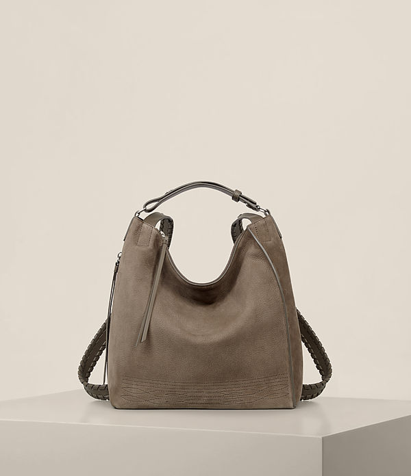 cooper small leather backpack