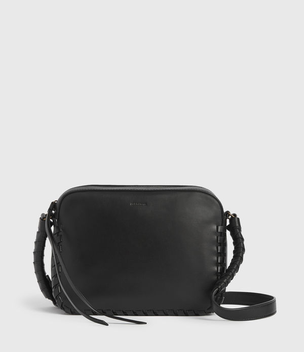 Borsa Courtney Square - In pelle con tracolla