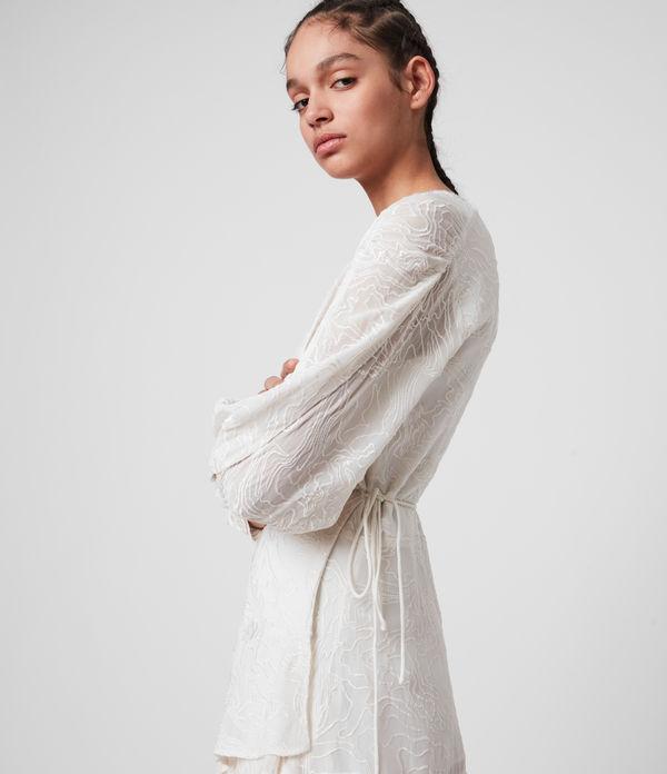 Keva Palmer Dress