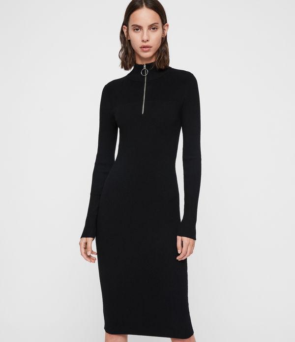 Lacey Rib Dress