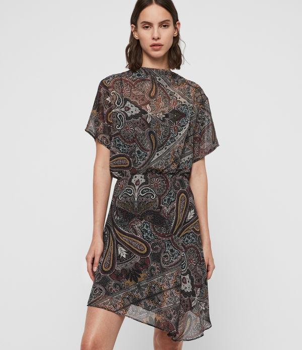 Giulia Scarf Dress