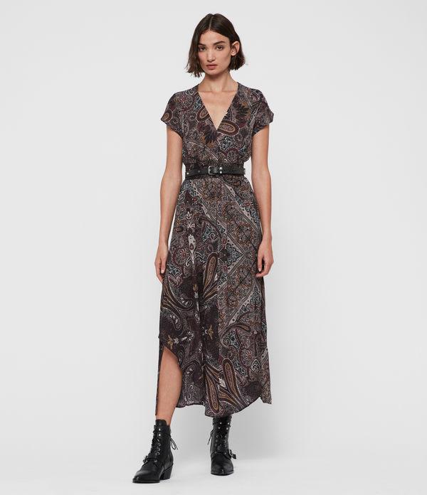 Leila Scarf Dress