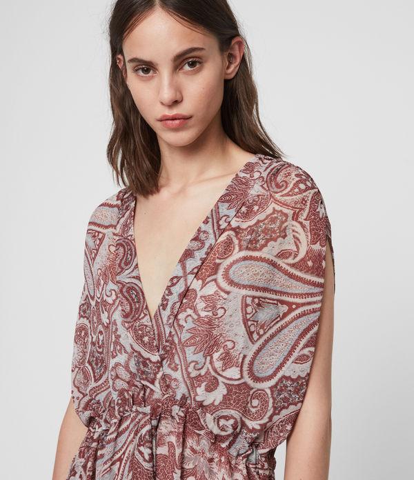 Romina Scarf Dress