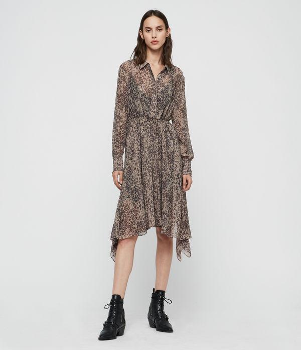 Lizzy Patch Dress
