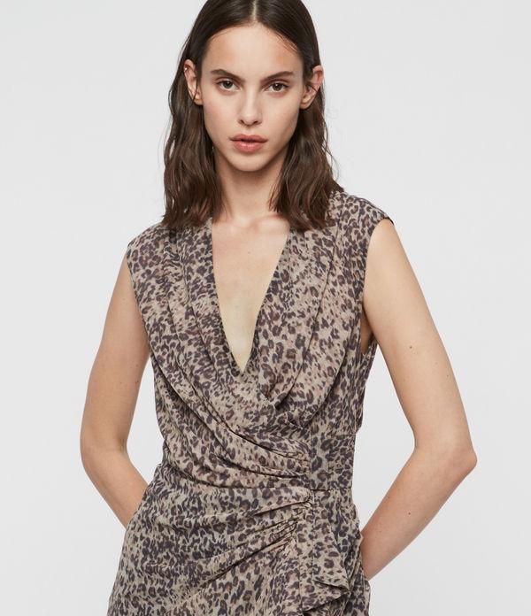 Cancity Patch Dress