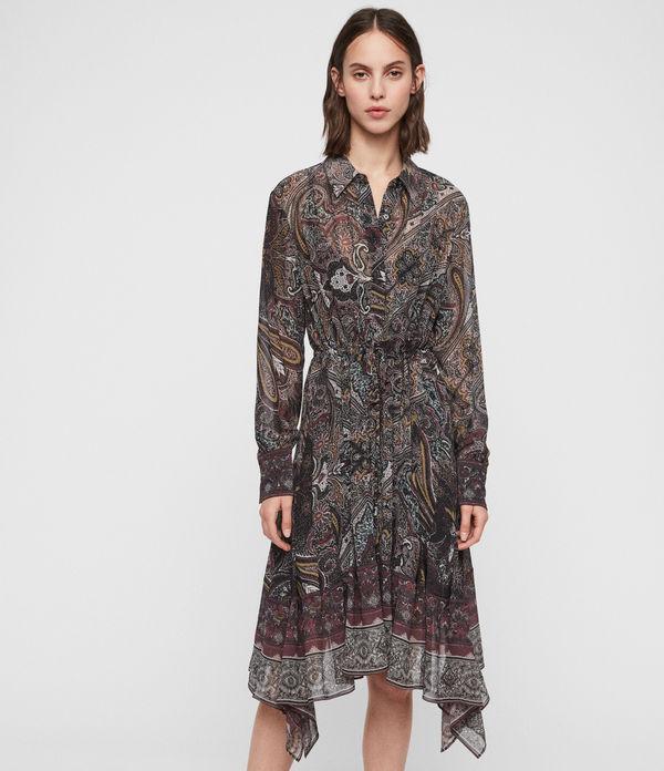 Lizzy Scarf Dress