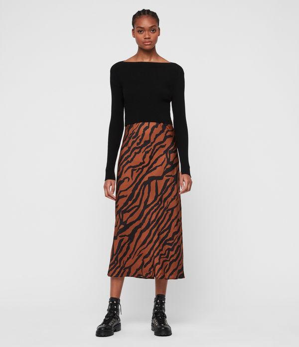 Hera Zephyr 2-in-1 Dress