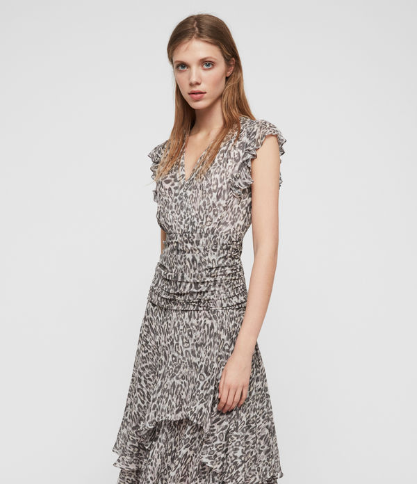 Caris Kara Long Dress