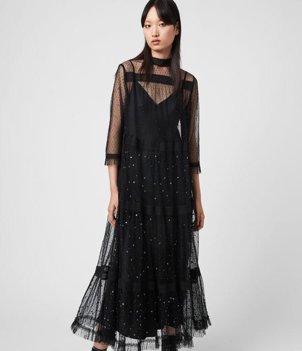 Nima Embellished Dress