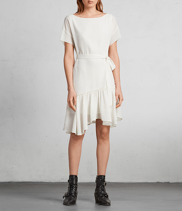 Sara Textured Dress