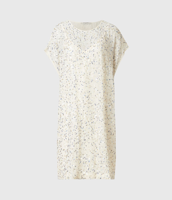Loren Embellished Dress