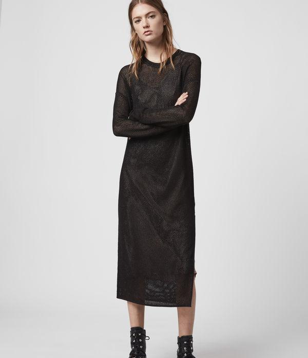 Shine Mesh 2-in-1 Dress