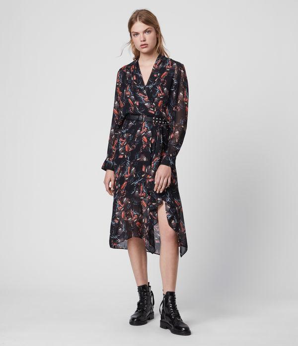 Valero Flutter Dress