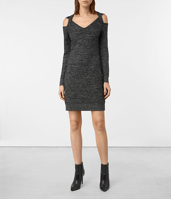 neri twist dress