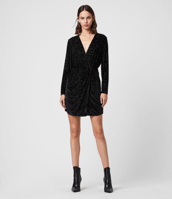 Laney Devore Dress