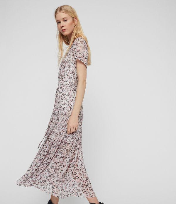 Alix Freefall Dress