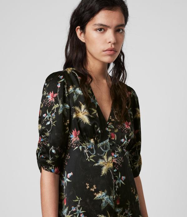 Kota Silk Blend Evolution Dress