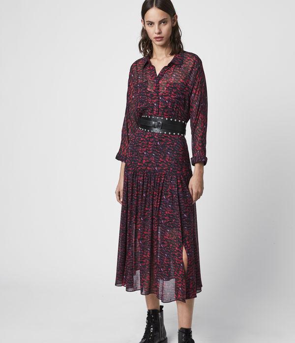 Eley Plume Dress
