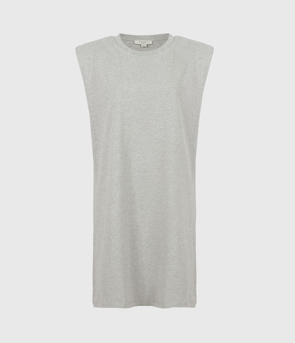 Coni Organic Cotton Tank Dress