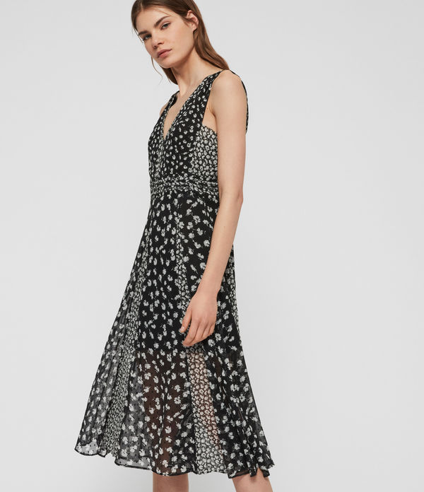 Macella Scatter Dress