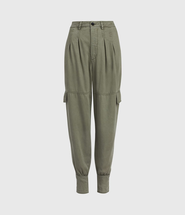 Paxton High-Rise Trousers