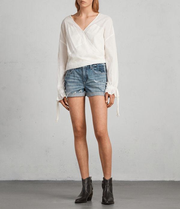 Rose Pam Shorts