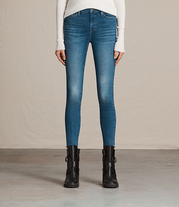 eve ankle jeans