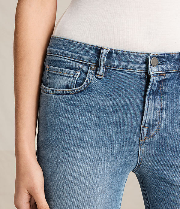 Jeans Zoe Cropped Bootcut