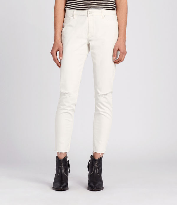 lola cropped jeans
