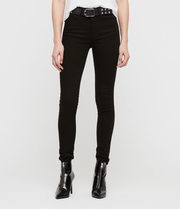 Stilt High Waisted Skinny Jeans