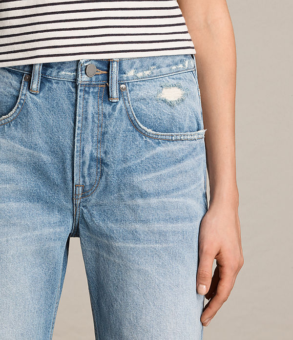 Jeans Mazzy Cropped Wide