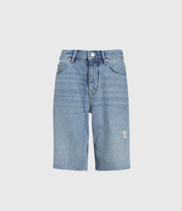 Barry Lange Denim Shorts