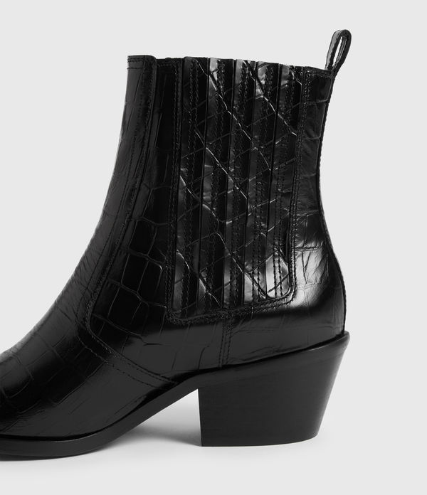 Miriam Crocodile Boot