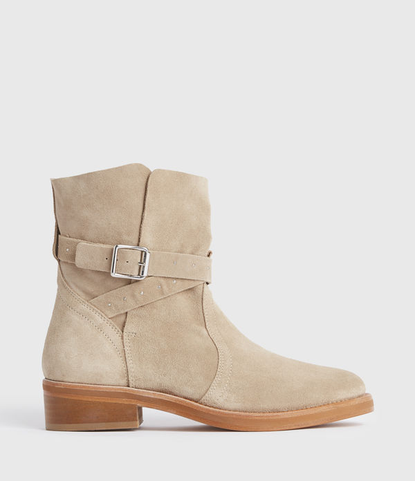 Carla Suede Boots