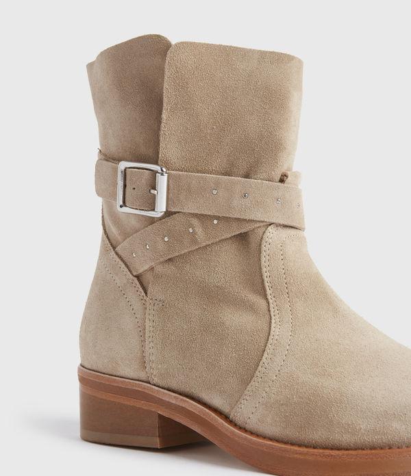 Carla Suede Boots