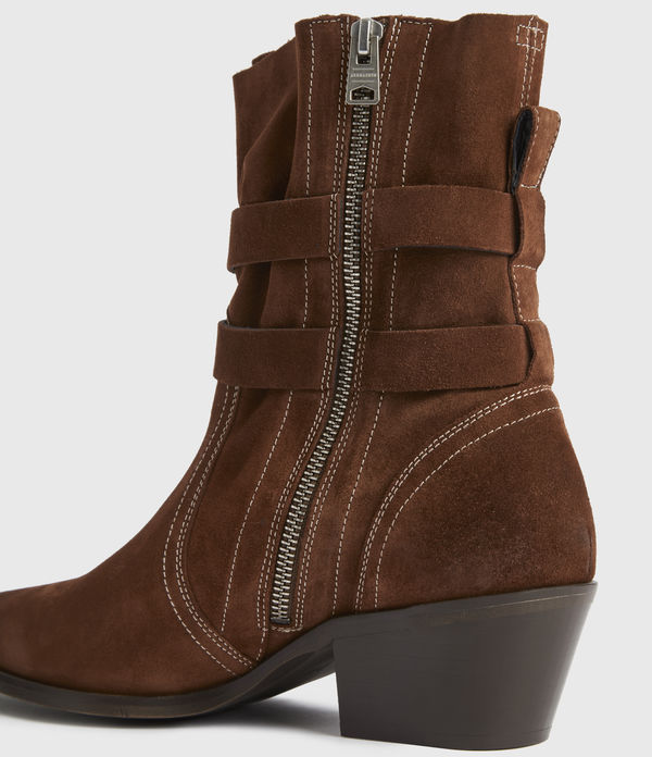 Harriet Suede Boots
