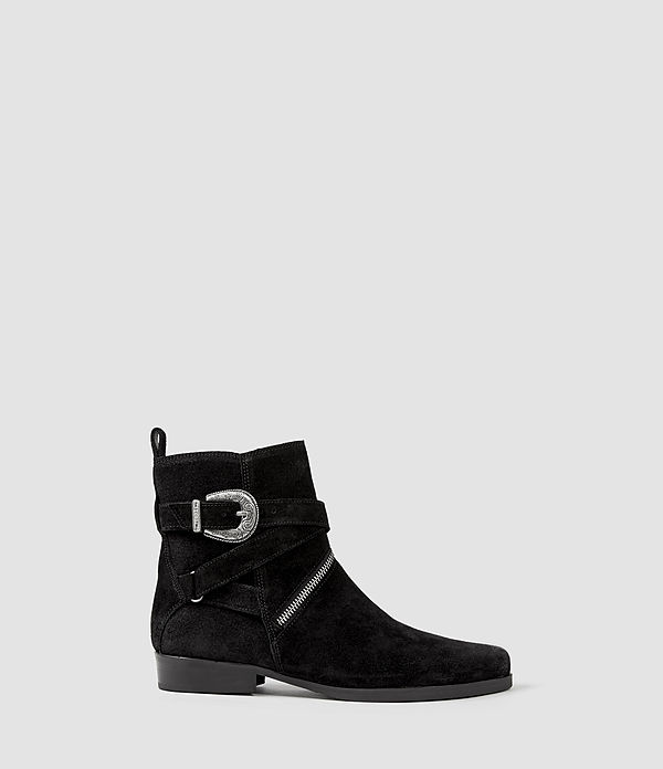 bottines tejus zip
