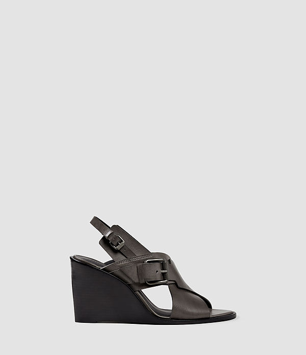 Elin Wedge Sandal
