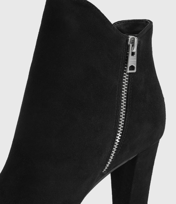 Micaela Suede Boots