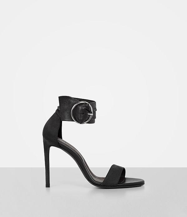 9027366036d7 womens heels shoes all white black uk