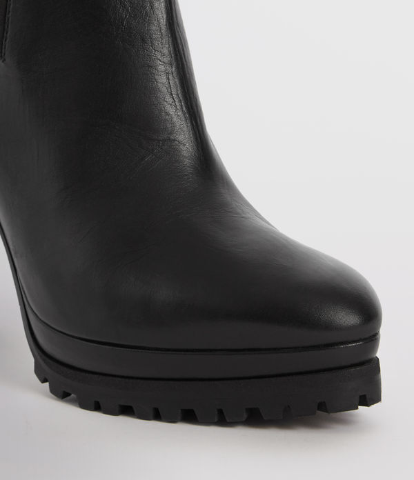 Sarris Leather Chelsea Boots