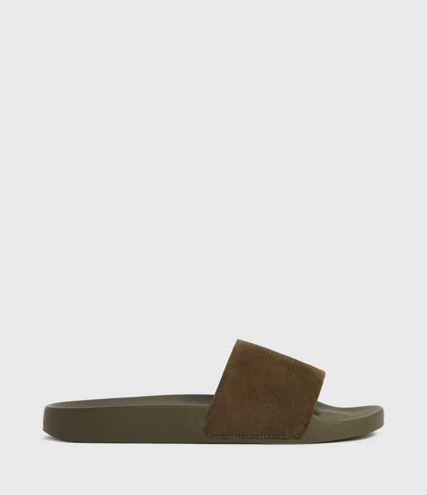Karli Suede Sliders
