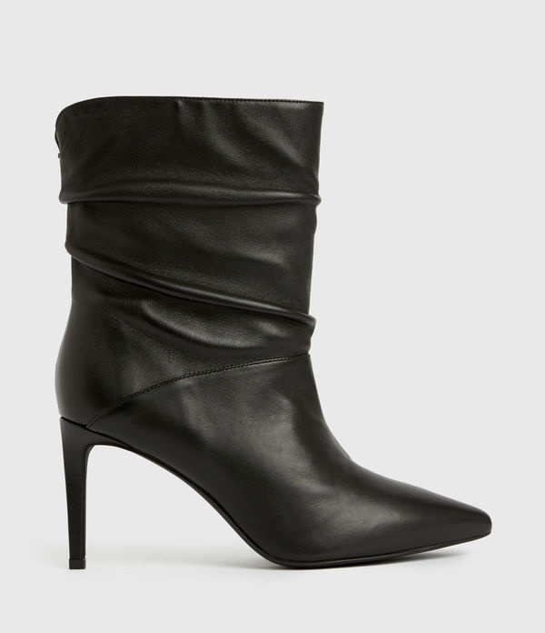 Olia Leather Boots